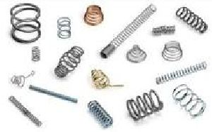 Compression Or Coiling Springs