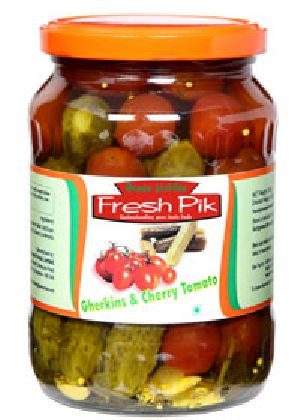 Gherkins Tomato Pickles