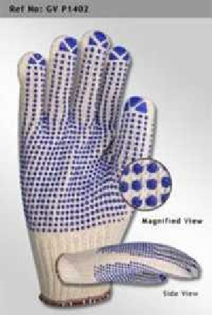 Pvc Dots Gloves