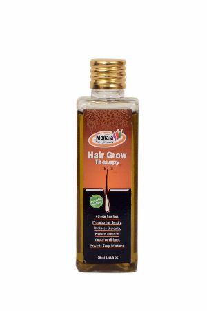 Herbal Regrowth Hair Oil