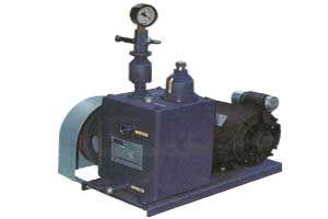 Oil Ring Vacuum Pump
