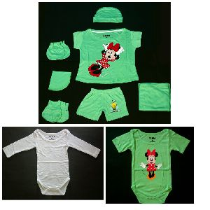 Organic Bamboo Born Baby Clothing