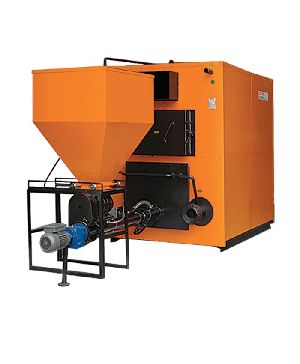 Cfs With Steam Boiler