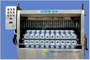 Glass Bottle Rinsing Machines