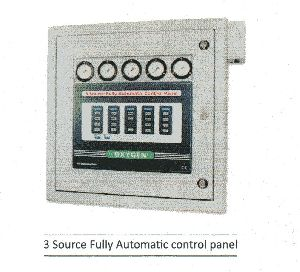 3 Source Fully Automatic Control Panels
