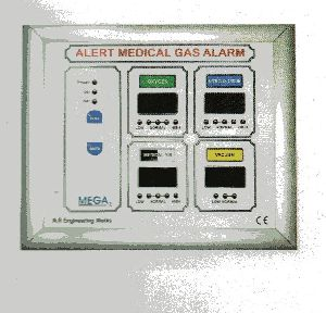 Digital Gas Alarm System