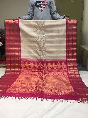 Silk Gadwal