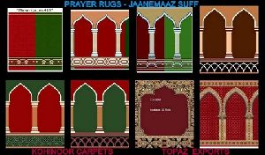 prayer rugs for Mosque
