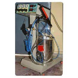 Electric Powder Coating Machine