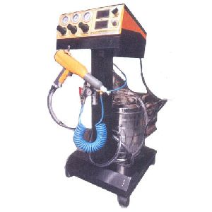Portable Powder Coating Machine