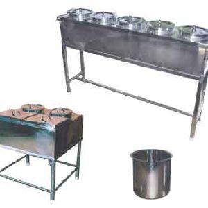 Hot Case Kitchen