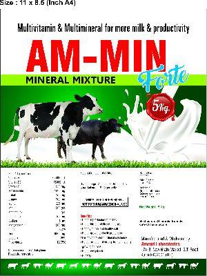 AM-MIN Mineral Mixture Powder