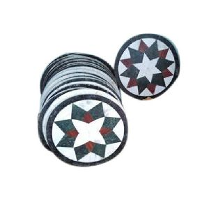 Marble Rangoli Tiles