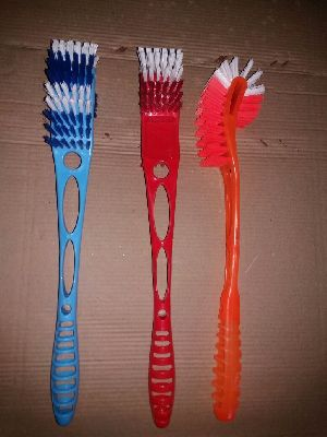 Plastic Toilet Brushes