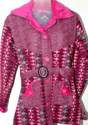Ladies Woollen Cardigan