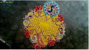 Rangoli Craft Stickers