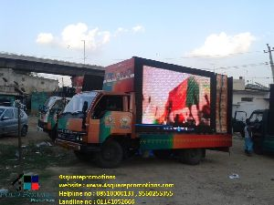 Chota Hathi Led Video Van Rent Services