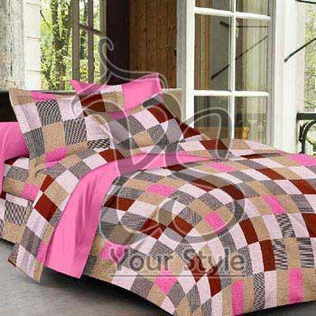 Queen Size Bed Sheet Set