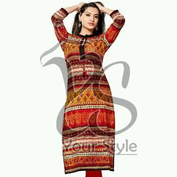 Trendy Cotton Kurtis