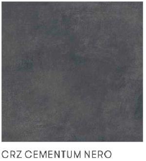 Vitrified Tile Cementum Nero
