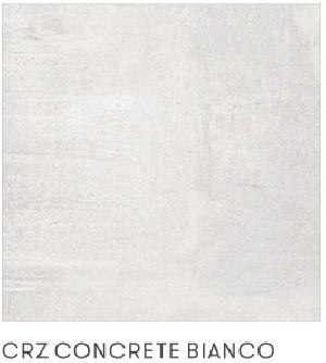 Vitrified Tile Concrete Bianco