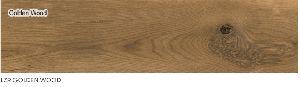 Vitrified Tile Golden Wood