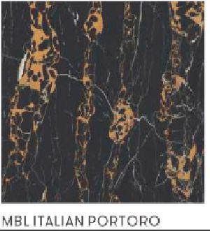 Vitrified Tile Italian Portoro