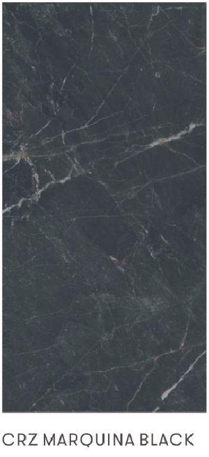 Vitrified Tile Marquina Black