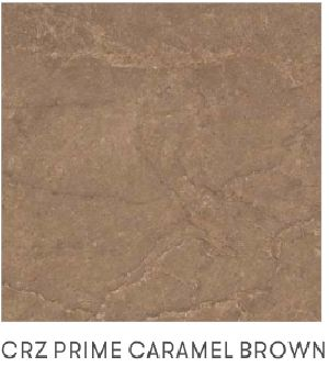 Vitrified Tile Prime Caramel Brown