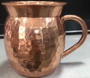 Kohler Hammered Copper Mug