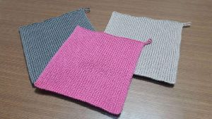Knitted Potholder