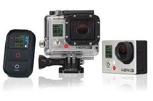 Gopro Hero 3 Session Waterproof Hd Camera