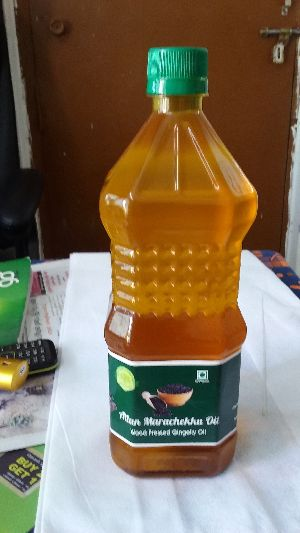 Cold Pressed Sesame (gingelly) Oil