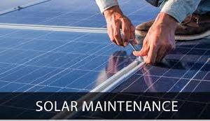 Solar Maintenance Services
