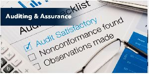 Audit And Assurance Services