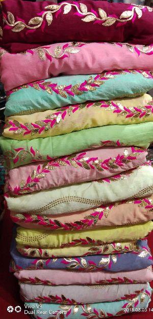 Banarasi Handloom Brocade Fabric