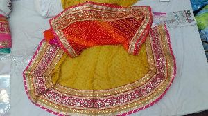 Jaipuri Lehenga Choli