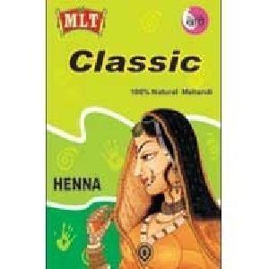 Classic Natural Henna Mehandi Powder