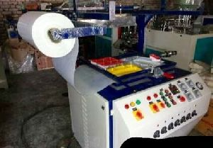 Disposible Thermocol/PVC plates, Dona Machine