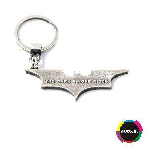 Llavero Batman Metallic Keychain