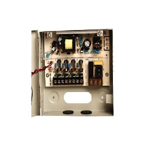 4 Channel Central Power Supply