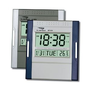 Lcd Digital Clock With Alarm