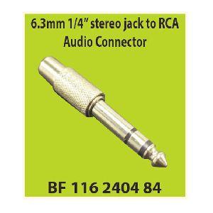 RCA Audio Connector