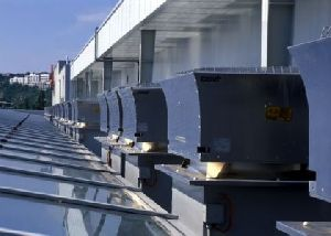 Smoke and heat exhaust ventilation systems
