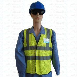 Bird Eye Mesh Safety Vest
