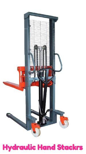 Manual Hydraulic Stackrs