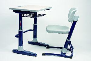 Adjustable Student Desk Chair