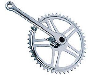 Single Chain wheel Italy Cut