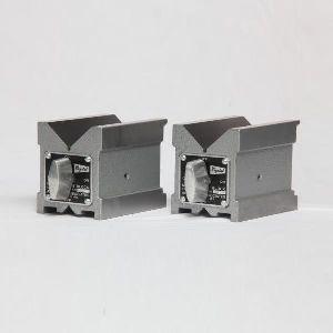 Crystal Magnetic V Blocks