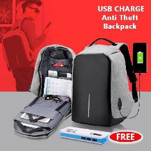 Usb Charging Travel Backpack